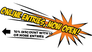 2016 Entries now open